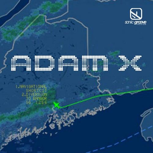 Navigational Shortcut / Diversion to Bangor by Adam X