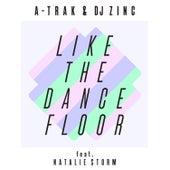 Like the Dancefloor EP von A-Trak