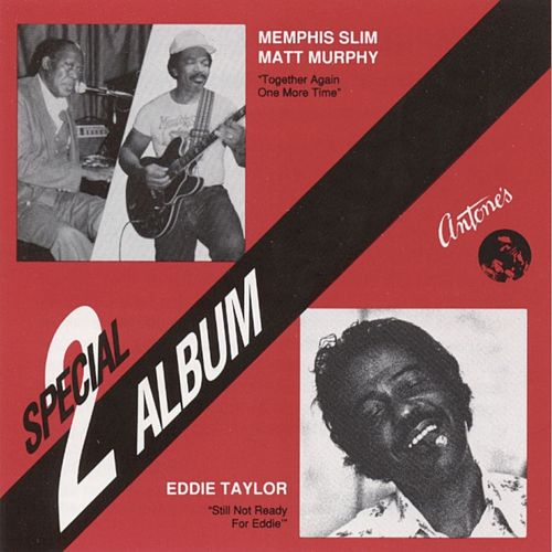 Special Double Album CD by Eddie Taylor