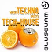 When Techno Meets Tech-House de Various Artists