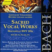 Bach, J.S.: Magnificat in E-Flat Major, Bwv 243A by Various Artists