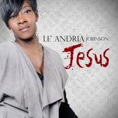 Jesus by Le'Andria Johnson