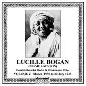 Lucille Bogan (Bessie Jackson) Vol. 2 [1930-1933] de Lucille Bogan