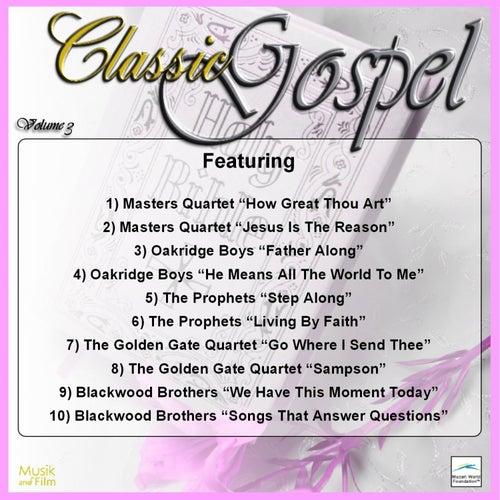Classic Gospel, Vol. 3 by Various Artists