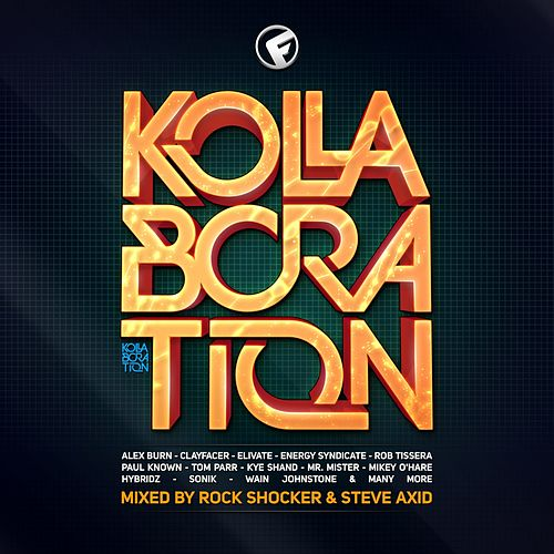 Kollaboration 2012 (Unmixed Tracks & DJ Mix) - EP by Various Artists