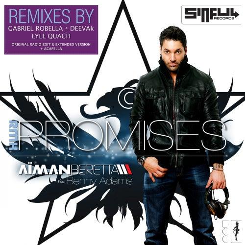 Promises - Remix's (feat. Benny Adams) by Aiman Beretta