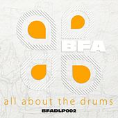 All About The Drums LP - EP de Various Artists