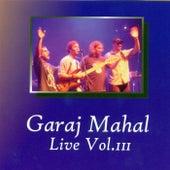 Live Vol. III by Garaj Mahal