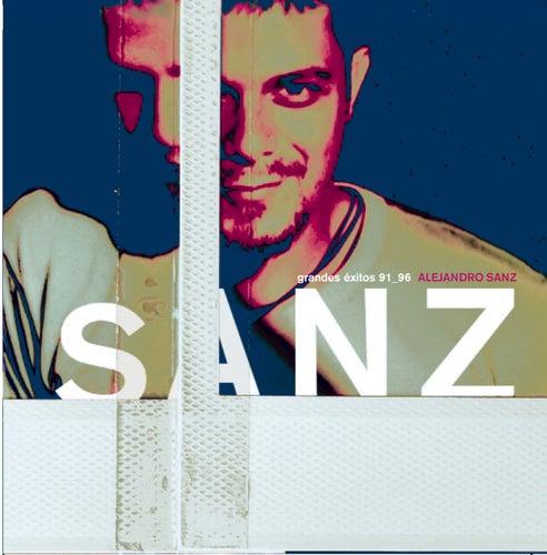 Grandes Exitos 1991-1996 by Alejandro Sanz