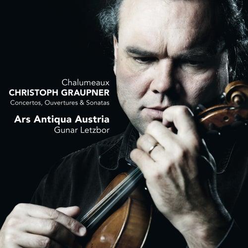 Graupner: Chalumeaux - Concertos, ouvertures & sonatas by Ars Antiqua Austria
