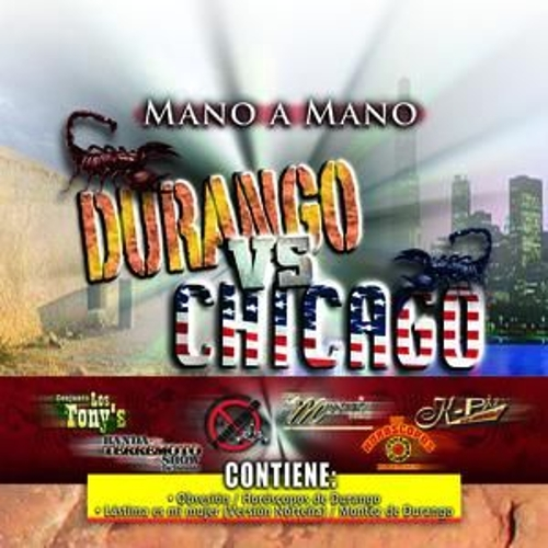 Durango Vs. Chicago by Various Artists