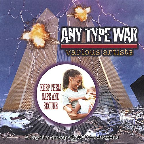 Any Type War by Various Artists