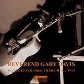 Manchester Free Trade Hall 1964 by Reverend Gary Davis