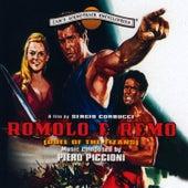 Romolo E Remo by Piero Piccioni