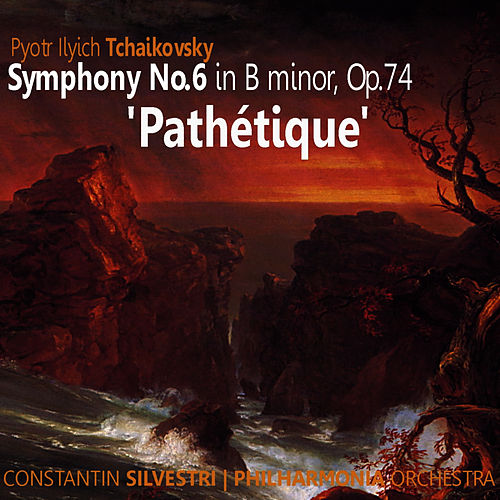 Tchaikovsky: Symphony No. 6 in B Minor, Pathétique, Op. 74 by Philharmonia Orchestra