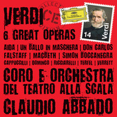 Verdi: 6 Great Operas by Various Artists