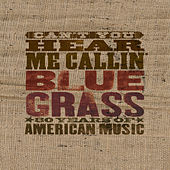 Can't You Hear Me Callin' - Bluegrass: 80 Years Of American Music by Various Artists