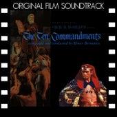 The Ten Commandments (Original Film Soundtrack) von Elmer Bernstein