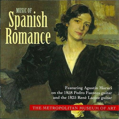 Music of Spanish Romance by Agustin Maruri