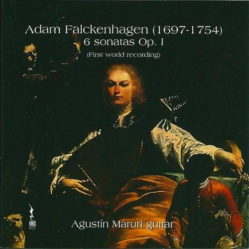 Falckenhagen: 6 Sonatas, Op. 1 by Agustin Maruri