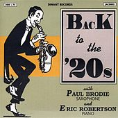 Brodie, Paul: Back To the '20S de Paul Brodie