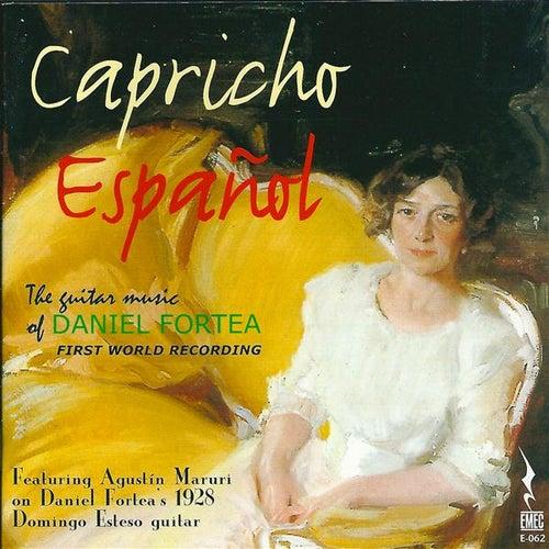 Capricho Espanol by Agustin Maruri