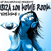 Ibiza 2011 House Room Vol 1 - EP by Various Artists