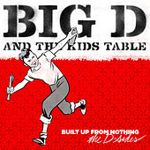 Built Up from Nothing: The D-Sides and Strictly Dub by Big D & the Kids Table