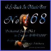 Bach In Musical Box 168 / Orchestral Suite No1 C Major Bwv1066 by Shinji Ishihara