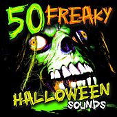 50 Freaky Halloween Sounds by Scary Sounds
