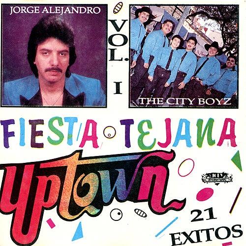 Fiesta Tejana, Vol. 1 by Various Artists