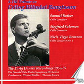 Early Danish Recordings, 1955-59 by Erling Blöndal Bengtsson