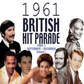 The 1961 British Hit Parade Part 3 Vol. 1 von Various Artists