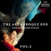 The All-Baroque Box von Various Artists
