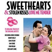 Sweethearts & Stolen Kisses - Love Me Tender de Various Artists