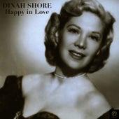 Dinah Shore: Happy in Love de Dinah Shore