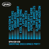 Body By Jake: Sweating Disco Dance Party (BPM 108-128) by Various Artists