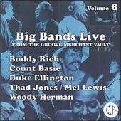 The Big Bands Live de Various Artists