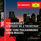 Tchaikovsky: Symphony No.6 by New York Philharmonic