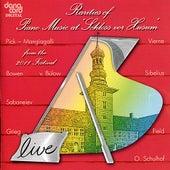 Rarities of Piano Music at 'Schloss vor Husum' Festival 2011 - Live by Various Artists