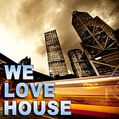 We Love House de Various Artists