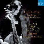 Telemann/Pfeiffer/Graun: Concerti de Hille Perl