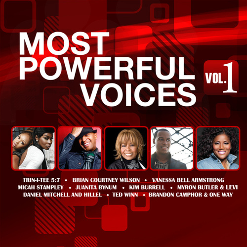 Most Powerful Voices Vol. 1 by Various Artists