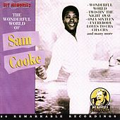 The Wonderful World of by Sam Cooke
