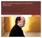 Mozart: Requiem von Nikolaus Harnoncourt