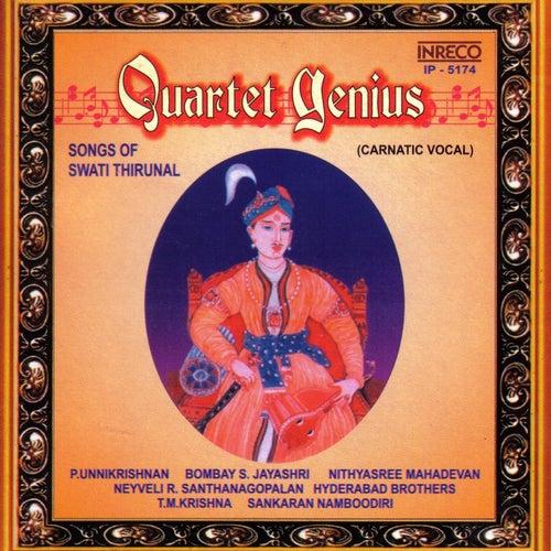 Quartet Genius - Songs Of Swathi Thirunal by Various Artists