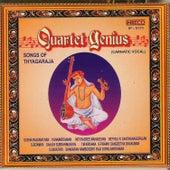 Quartet Genius - Songs Of Thyagaraja by Various Artists