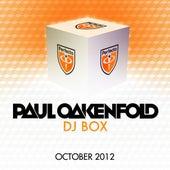 DJ Box - October 2012 von Various Artists