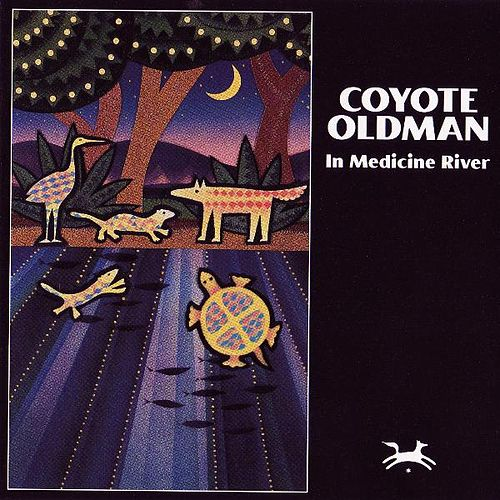 In Medicine River by Coyote Oldman