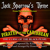 Jack Sparrow's Theme (from the score for the motion picture Pirates Of The Caribbean) by Dominik Hauser